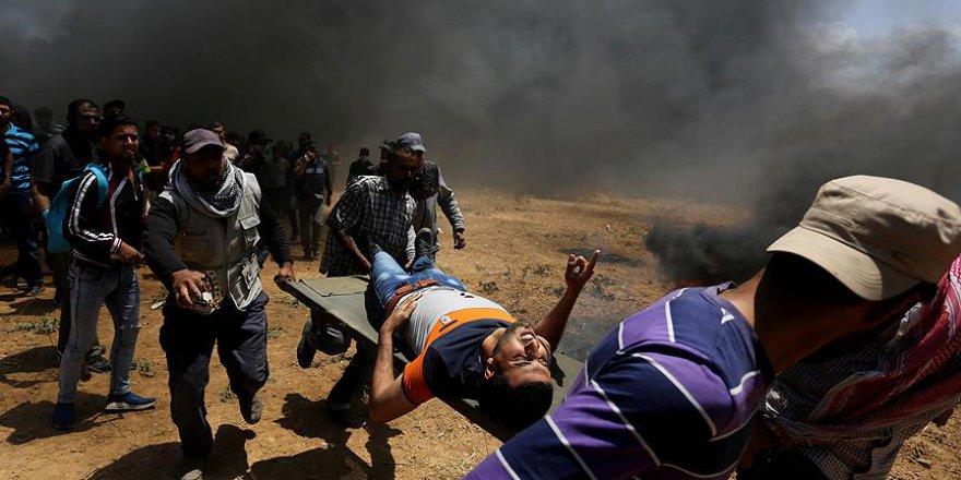 İsrail'in Katliamları ile İlgili Dosya UCM'ye Teslim Edildi