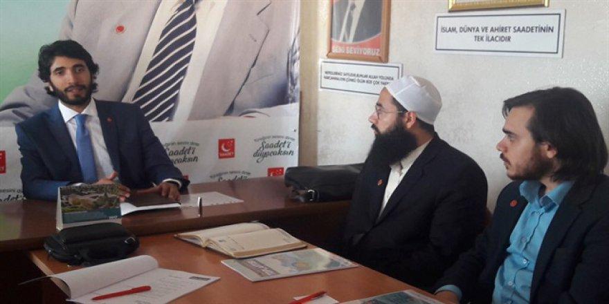 CHP 5 İlde Saadet Partili İsimleri Aday Gösterdi