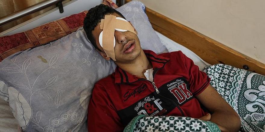 İşgalci İsrail'in Kurşunu Filistinli Gencin Hayatını Kararttı!