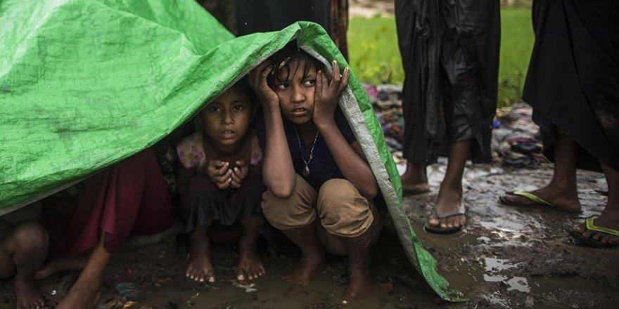 'Muson Yağmurları 7 Bin Arakanlı Müslümanı Etkiledi'