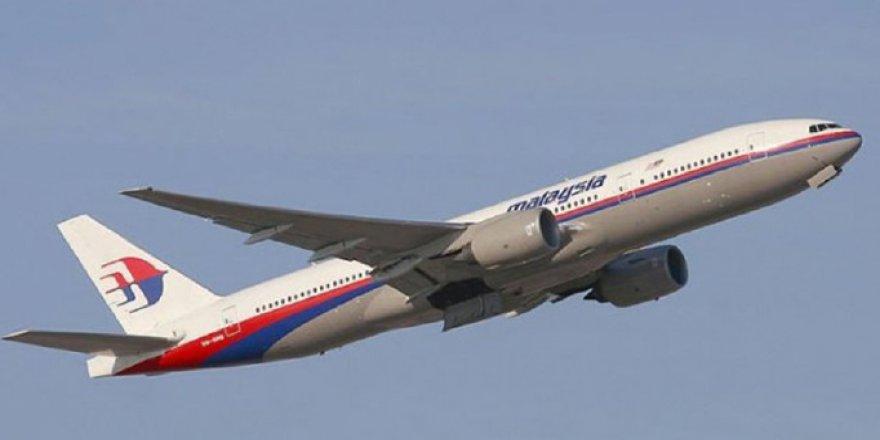 Malezya Uçağını Rusya Düşürmüş