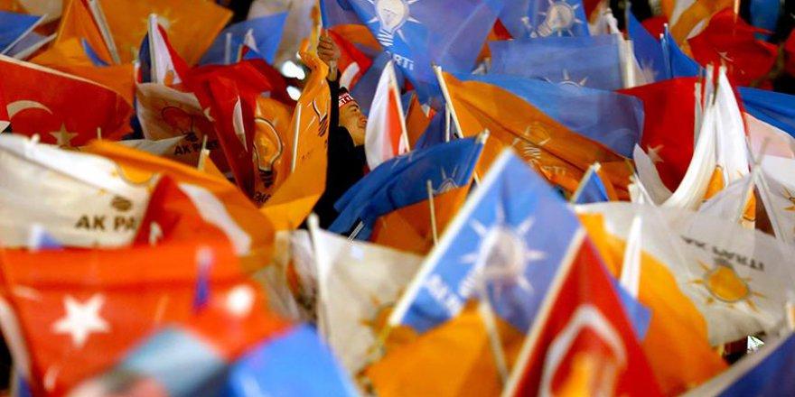 AK Parti'nin Seçim Beyannamesi Açıklandı