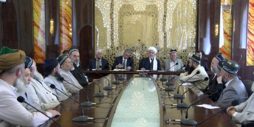 Tacikistan Ulema Konseyi'nden İran Karşıtı Açıklama