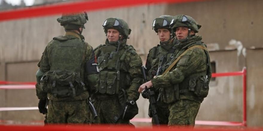 Deyrizor'da 4 Rus İşgalci Öldürüldü!