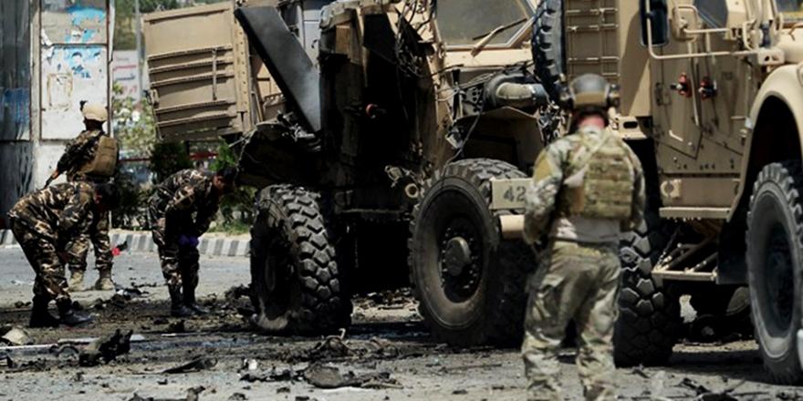 Taliban'dan Afganistan'da ABD Askerlerine Saldırı!