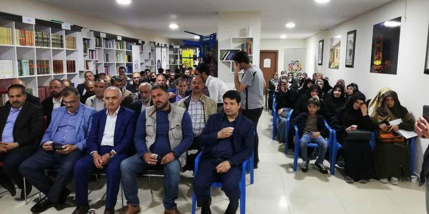 Van Özgür Der'de İftar Programı Düzenlendi