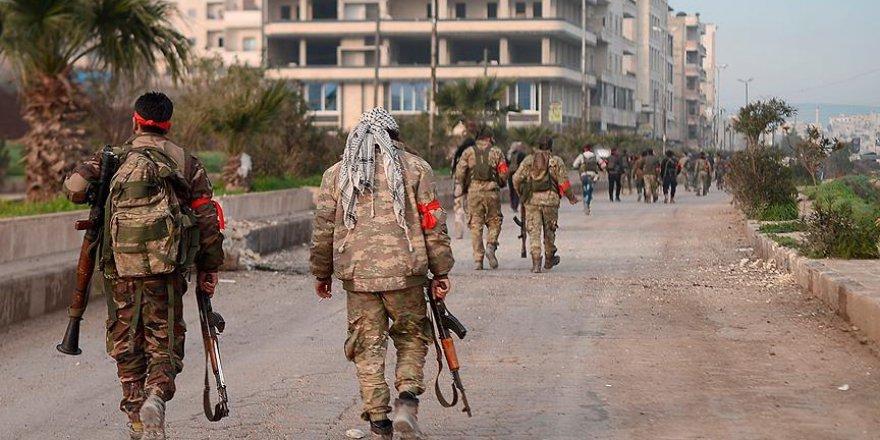 Suriye'nin Güneyindeki Askeri Gruplardan Birleşme Kararı