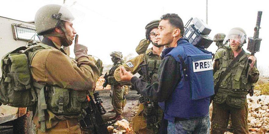Siyonist İsrail'den Katliama Sansür