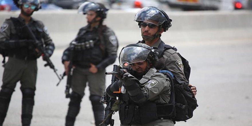 İşgal Güçlerinden Filistin Mülteci Kampına Baskın