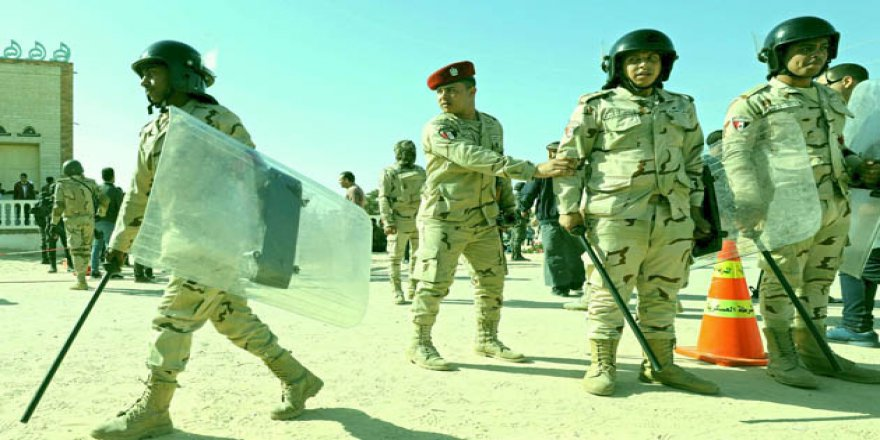 AB Mısır'da Artan Tutuklamalardan Endişeliymiş