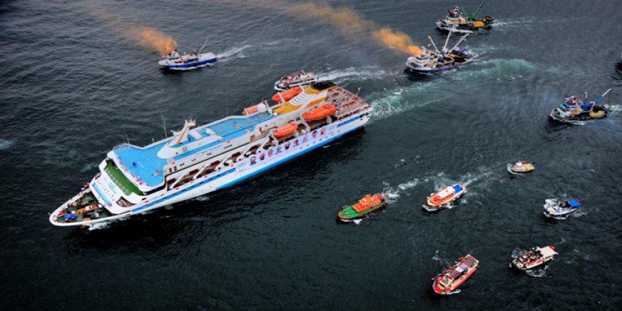 UCM'den Mavi Marmara İçin Yeni Soruşturma