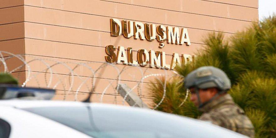 Hadımköy'deki FETÖ Duruşmasında 9 Müebbet