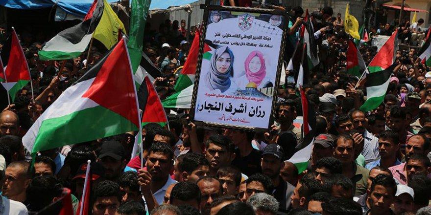 Ürdün'de 'Tartışmalı Gelir Vergisi Yasası' Protesto Edildi