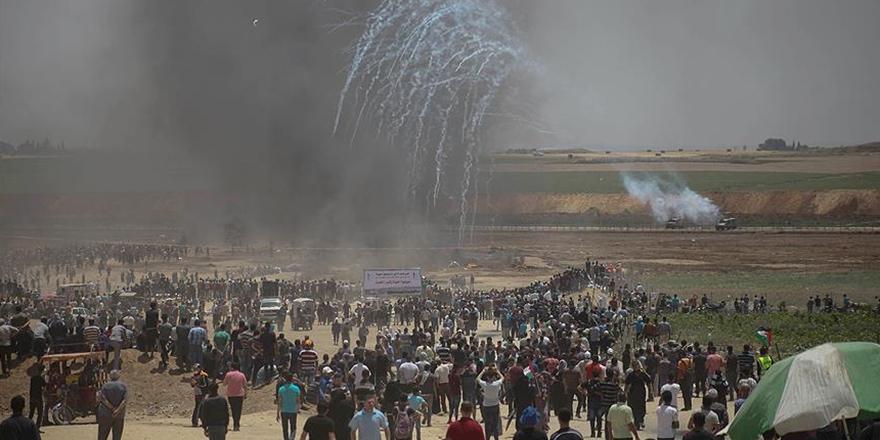 Siyonistlerin Yaraladığı Filistinli Çocuk Şehit Oldu