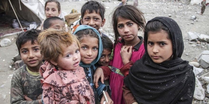 Afganistan'daki Çocukların Yarısı Okula Gidemiyor!