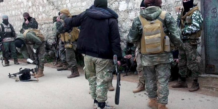 Tahriru'ş-Şam'dan İdlib'de IŞİD'in Hücre Evine Baskın