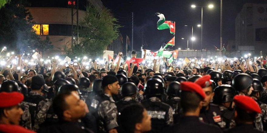 Ürdün'de Protestolar 7 Gündür Devam Ediyor