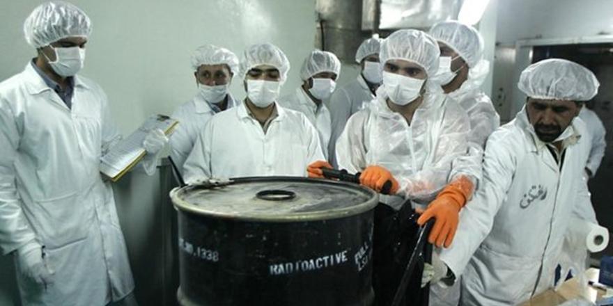 İran Uranyum Zenginleştirme Kapasitesini Arttırıyor