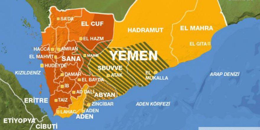 Yemen'de Ordu Birlikleri ile Husiler Çatıştı: 15 Ölü