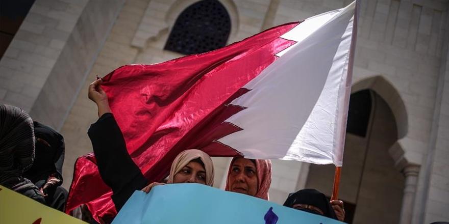 İslam dünyasında Katar'ın konumu üzerine….