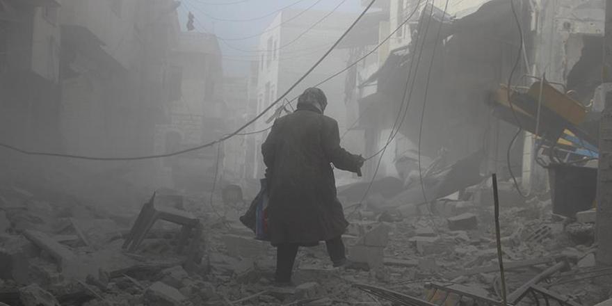 Esed Rejimi İdlib'de Sivilleri Vurdu: 2 Sivil Hayatını Kaybetti!