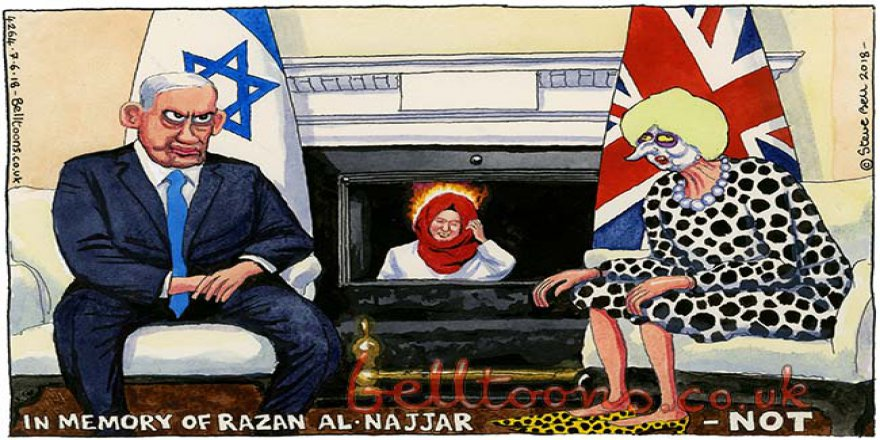 The Guardian Söz Konusu Siyonist İsrail Olunca Sansür Dedi