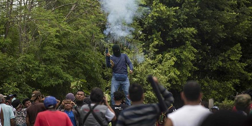 Nikaragua'daki Gösterilerde Can Kaybı Sayısı 135'e Yükseldi