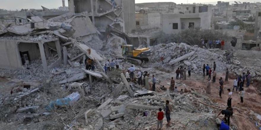 BM: İdlib'deki 2,5 Milyon Sivil Türkiye'ye Akın Edebilir