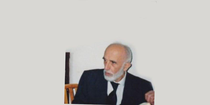 Prof. Dr. M. Nazif Şahinoğlu Hoca Vefat Etti