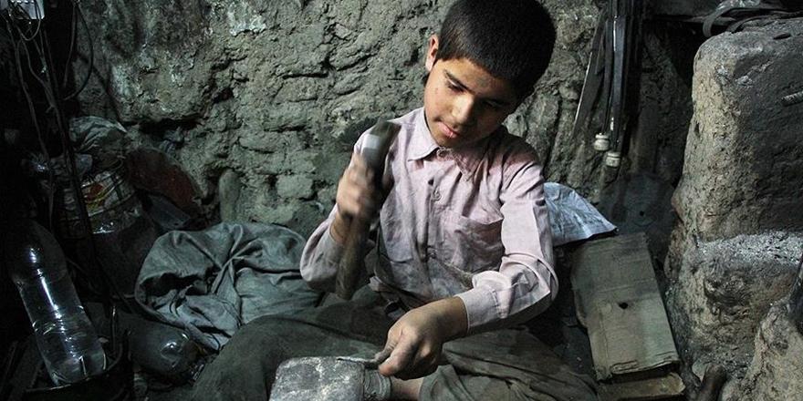 Dünyada 152 Milyon Çocuk Okul Yerine İşe Gidiyor!