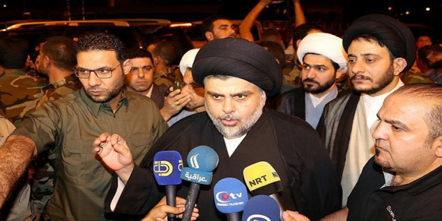 Irak'ta Sadr'ın Evine SİHA Saldırısı