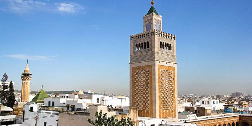 ABD ve İsrail'in Taşeronluğuna Soyunan BAE'den Tunus'ta Darbe Girişimi