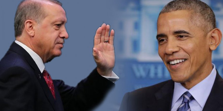 Obama: Erdoğan'la Tartışmaktan Nefret Ediyorum