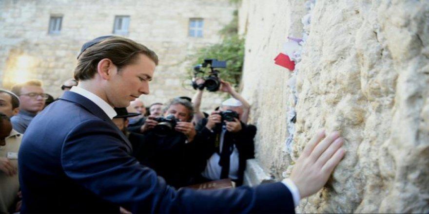 Avusturya'da Camileri Kapatan Kurz Soluğu İsrail'de Aldı