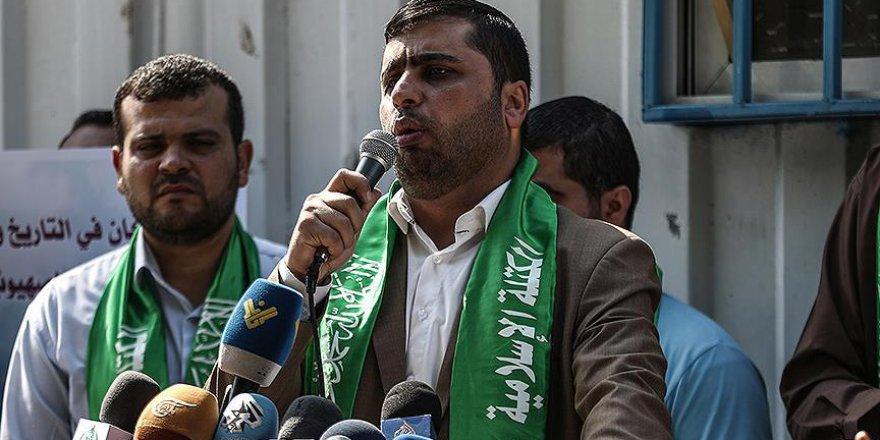 Hamas'tan Filistin Hükümetine Yaptırım Tepkisi