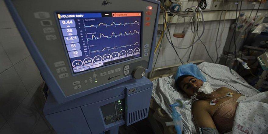 Gazze Şeridi'nde Binlerce Hastanın Hayatı Tehlikede