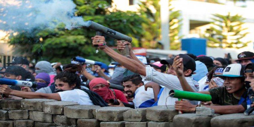 Nikaragua'da Hükümet ve Muhalifler Anlaştı