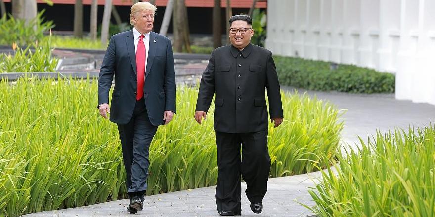 ABD, Güney Kore İle Askeri Tatbikatları Süresiz Olarak Askıya Aldı