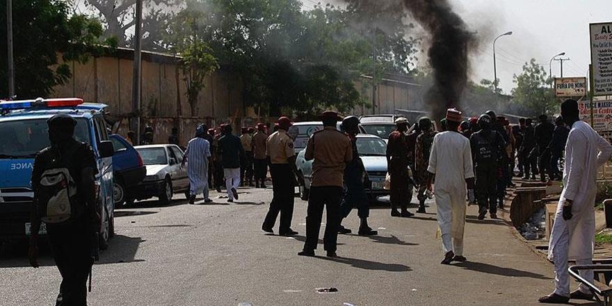 Nijerya'da Bayram Kutlamalarına Bombalı Saldırı: 20 Ölü