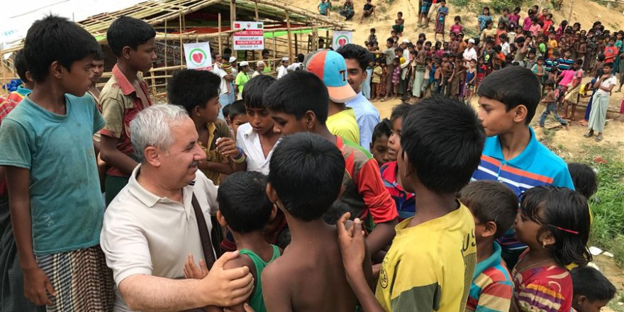 Ramazan Bayramını Arakanlılarla Yaşamak…