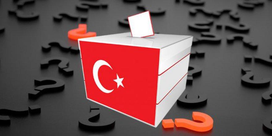 Yurt Dışında Oy Kullanan Seçmen Sayısı Açıklandı