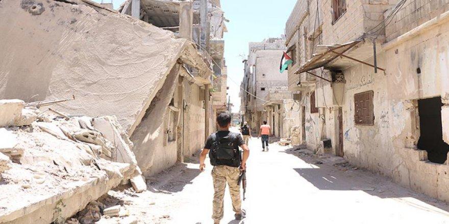 Esed Rejimi ve İran'ın Dera'ya Operasyon Hazırlığı
