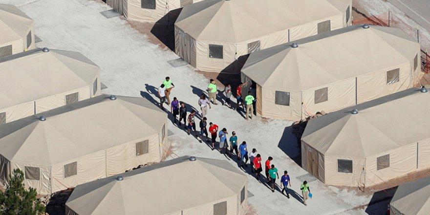 ABD'nin Göçmen Zulmünün Ses Kaydı Ortaya Çıktı