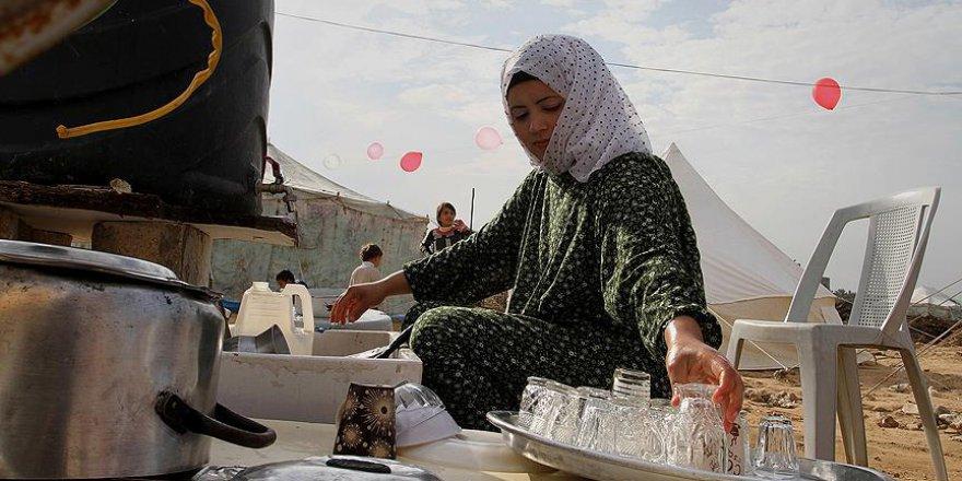 Filistin Nüfusunun Yaklaşık Yarısı Mülteci Durumunda
