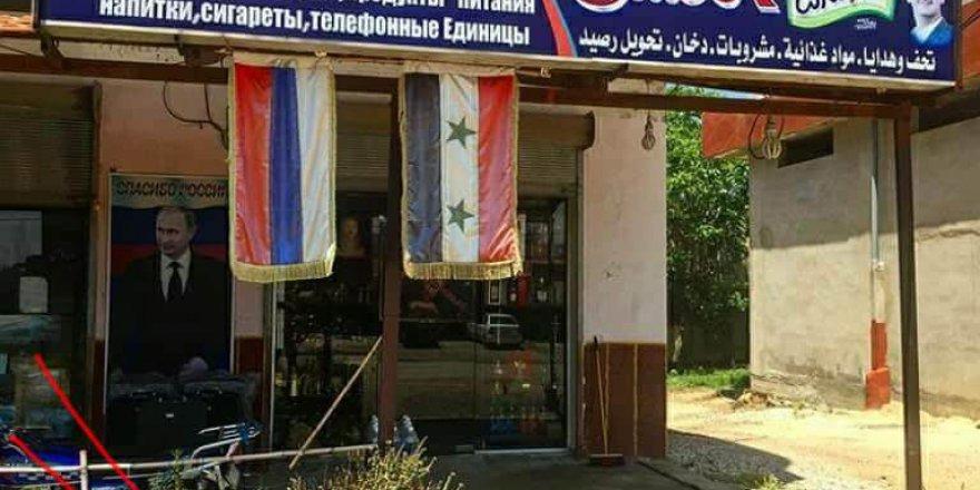 Suriye'de Rus İşgali Devam Ediyor
