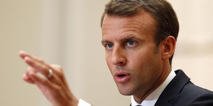 Fransa'da Macron'a Destek Her Geçen Gün Düşüyor