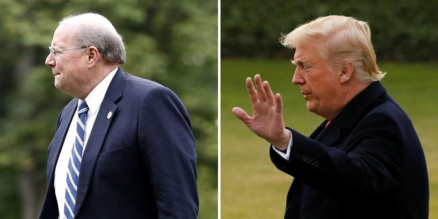 """""""Beyaz Saray'dan Ayrılanlar"""" Listesi Uzayıp Gidiyor!"""