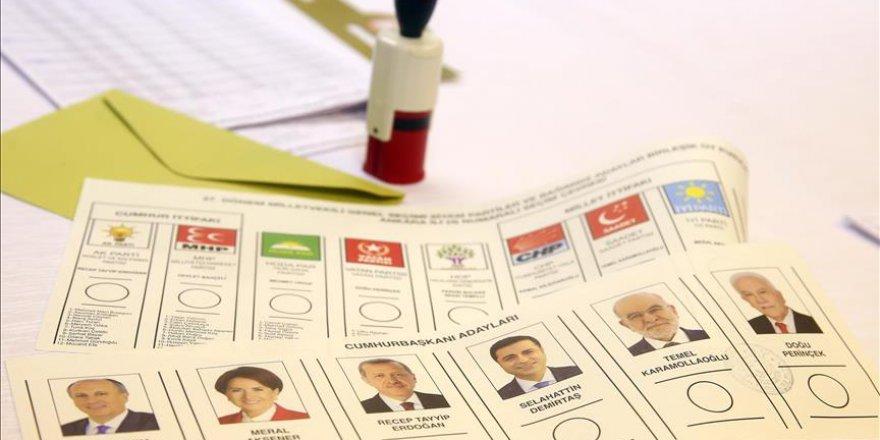 Ağrı'da Sahte Pusula ile Oy Kullanma Girişimi