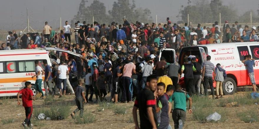 İşgalci İsrail Askerlerinin Yaraladığı Bir Filistinli Daha Hayatını Kaybetti!