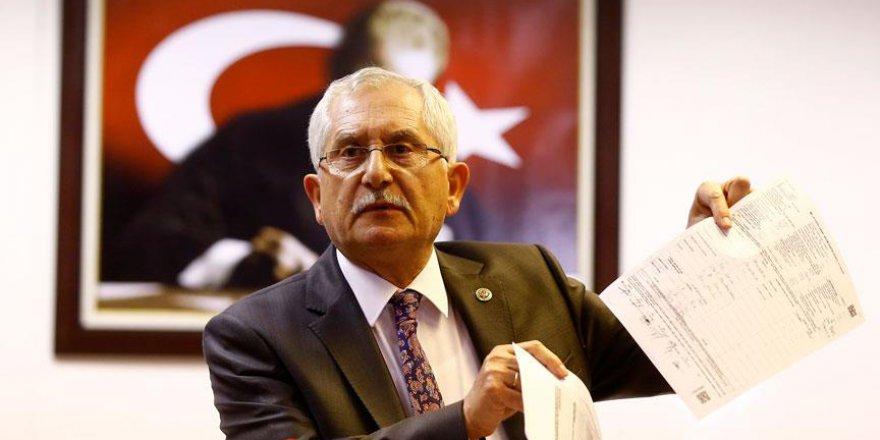 YSK: Erdoğan Oyların Salt Çoğunluğunu Aldı